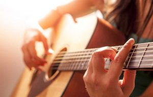 Take Care of Your Hands When You Practice Guitar