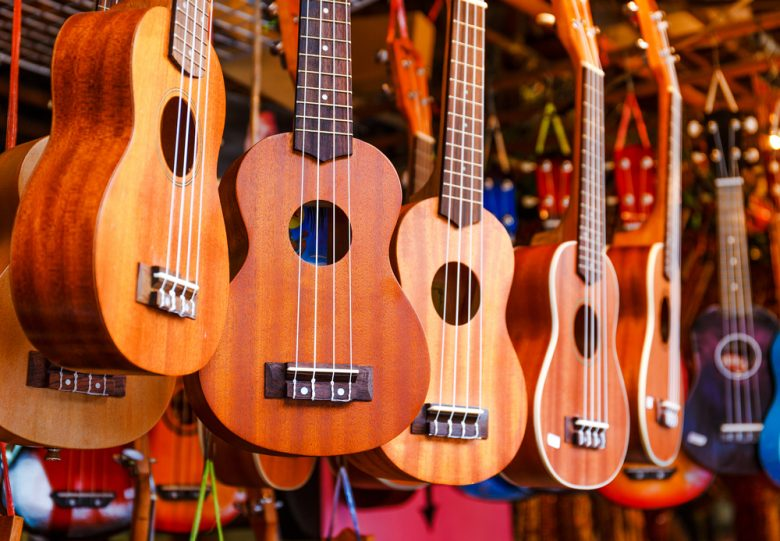 Which Ukulele is BEST for a Beginner: Soprano, Concert, Tenor or Britone