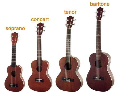 Which Ukulele is BEST for a Beginner Soprano Concert Tenor or Britone